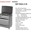 SPESIAL DISKON : Jual Freestanding Cooker EQUINOX (90 cm)