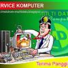 Toko Komputer, Service, Printing, dll