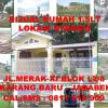 Rumah 1.5LT Dijual (Pemilik Butuh Uang)