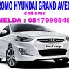 Hyundai Grand Avega H1 New Tucson N Starex Mover Promo