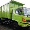 Hino Dutro dan Hino Ranger (Spesial Dump Truck)