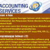 Software Development & Accounting Service