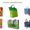 Desain Shopping Bag, Goodie Bag, Furing Bag, Spun Bond Bag,  Souvenir Bag, Jakarta