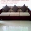 Cuci Sofa, servis sofa/ganti kulit dan bahan.