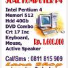 Jual Komputer P4
