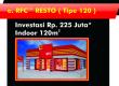 Resto Rocket Fried Chicken ( RFC )