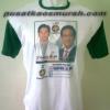Kaos Partai , Kaos Pilkada , Kaos Pemilukada Termuarah Rp.4000+Gambar