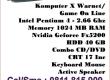 Jual Komputer X Warnet