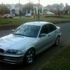 BMW 318i Triptonic '2000 (Harga Pas Rp. 95 juta)