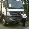 Mercedes AXOR dan ACTROS