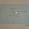 Magnetic Glassboard